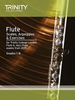Flute & Jazz Flute Scales & Arpeggios from 2015 : Grades 1 - 8