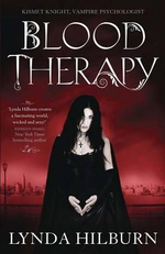 Blood Therapy : Kismet Knight, Vampire Psychologist - Lynda Hilburn