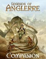 The Legends of Anglerre Companion - Sarah Newton