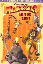 Madagascar 3 : On the Run! - Pamela Bobowicz