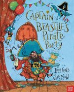 Captain Beastlie's Pirate Party - Lucy Coats
