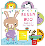 Bunny Boo Has Lost Her Teddy : Tiny Tabs - Jannie Ho