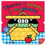 There's a Panda in My Picnic : Slide and See - Jo Lodge
