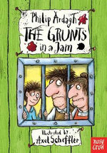 The Grunts in a Jam : The Grunts - Philip Ardagh