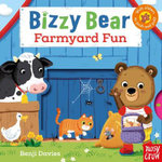 Bizzy Bear : Farmyard Fun - Benji Davies