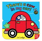 There's a Cow in My Car : Slide and Seek - Jo Lodge