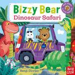 Bizzy Bear : Dinosaur Safari - Benji Davies