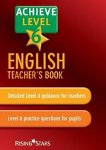 Achieve English : Teacher's Book Level 6