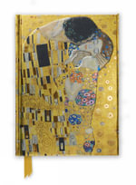 KLIMT Kiss (Foiled Journal) : Flame Tree Notebooks : Number 3 - Flame Tree