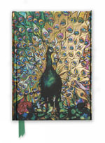 Tiffany Peacock (Foiled Journal) : Flame Tree Notebooks : Number 5 - Flame Tree