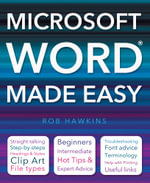 Microsoft Word Made Easy : Made Easy - Rob Hawkins
