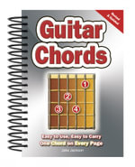 Guitar Chords : Easy to Use. Easy to Carry. One Chord on Every Page. - Jake Jackson
