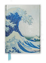 Hokusai the Great Wave (Foiled Journal) - FLAME TREE