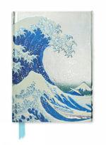 Hokusai the Great Wave (Foiled Journal) : Flame Tree Notebooks - FLAME TREE