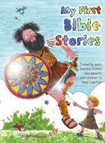 My First Bible Stories - Leighton Noyes