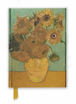 Flame Tree Notebook (Van Gogh Sunflowers)
