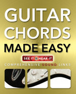 Guitar Chords Made Easy : Comprehensive Sound Links - Jake Jackson