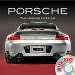 Porsche : Book and DVD