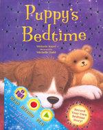 Puppys Bedtime : Read Record Play - Melanie Joyce