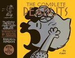 The Complete Peanuts Volume 11 : 1971 - 1972 - Charles M. Schultz