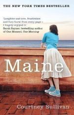 Maine : Vintage Contemporaries (Paperback) - Courtney Sullivan