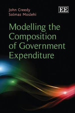 Modelling the Composition of Government Expenditure - John Creedy