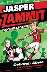 Jasper Zammit : 3 Books in 1 - Deborah Abela