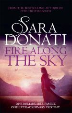 Fire Along the Sky : Into the Wilderness - Sara Donati