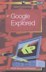Google Explored - P.R.M. Oliver