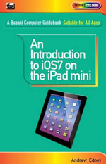 An Introduction to iOS7 on the iPad Mini - Andrew Edney