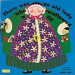 There Was an Old Lady Who Swallowed a Fly : Books with Holes (Paperback) - Pam Adams