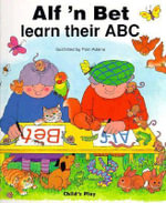 Alf 'n' Bet : Early Reading - M. Twinn
