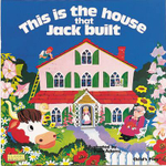 This is the House That Jack Built : Books with Holes (Paperback) - Pam Adams