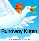 Runaway Kitten : Pop-up Books - Carla Djis