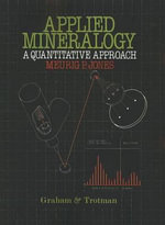 Applied Mineralogy : A Quantitative Approach - M.P. Jones