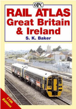 Rail Atlas Great Britain and Ireland : Overcoming Them Through Affirmations - Stuart, K. Baker