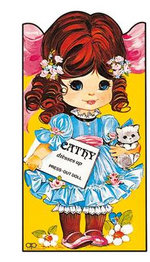 Cathy Dresses Up : Press Out Doll Book - Rene Cloke