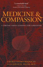Medicine and Compassion : A Tibetan Lama's Guidance for Caregivers - Chokyi Nyima