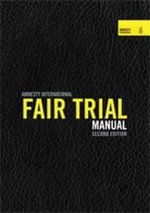 Amnesty International Fair Trial Manual - Amnesty International