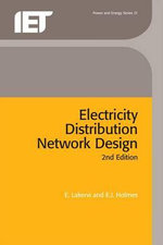 Electricity Distribution Network Design - E. Lakervi