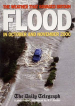 Flood : The Weather That Ravaged Britain in October and November 2000 - Philip Eden