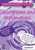 Descriptions and Explanations - Communication Cards - Alison Roberts