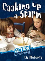 Cooking Up a Storm : OX-LIT - Liz Flaherty