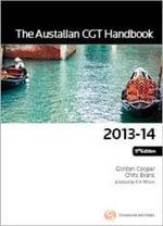 Australian CGT Handbook 2013-14 - Gordon Cooper