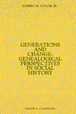 Generations and Change - Ralph J. CRANDALL