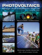 Photovoltaics : Design and Installation Manual -
