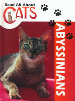 Abyssinian Cats : Read all About Cats - Lynn M. Stone