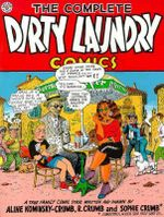 The Complete Dirty Laundry - Robert Crumb