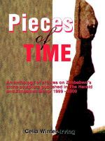 Pieces of Time : An Anthology of Articles on Zimbabwean Stone Sculpture - Celia Winter Irving