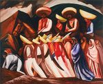 Diego Rivera, David Alfaro Sigueiros, Jose Clemente Orozco : The Mexican Muralists - James Oles